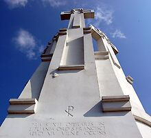 Hill of Three Crosses, Vilnius  by Anita52