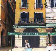 Verona Stroll by Joseph Johnson