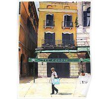 Verona Stroll Poster