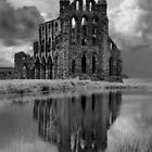 Whitby Abbey by Rachel Slater