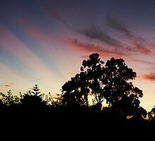 Paint covered sky. by happyChap