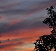 A Brilliant sunset by Zac Ellis