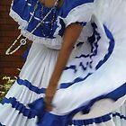 Salvadorean Dancer by Tisa