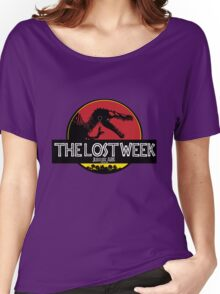 The Lost Week Jurassic Ark II Women's Relaxed Fit T-Shirt