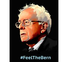 #FeelTheBern Photographic Print