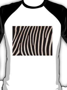 T Shirt Zebra Pattern T-Shirt