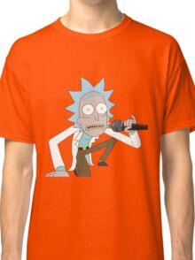 Rick Spits Hot Fire Classic T-Shirt