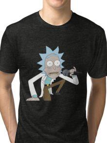 Rick Spits Hot Fire Tri-blend T-Shirt