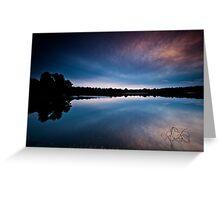 Lake Placid..!!! (Yanchep) Greeting Card