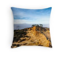 BROKEN HILL LANDSCAPE Throw Pillow
