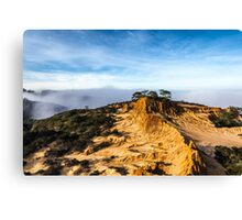 BROKEN HILL LANDSCAPE Canvas Print