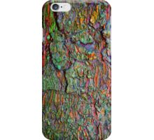 Psychedelic Bark iPhone Case/Skin