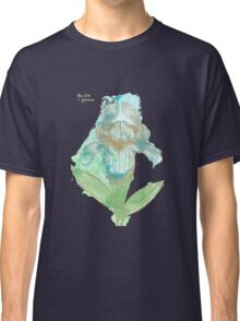 Good News Iris Floriography Inkblot Classic T-Shirt