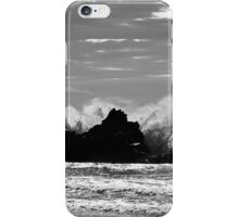 The Power Of The Sea iPhone Case/Skin