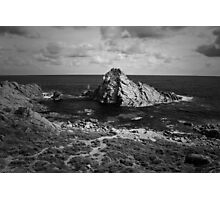 sugarloaf rock, western australia Photographic Print