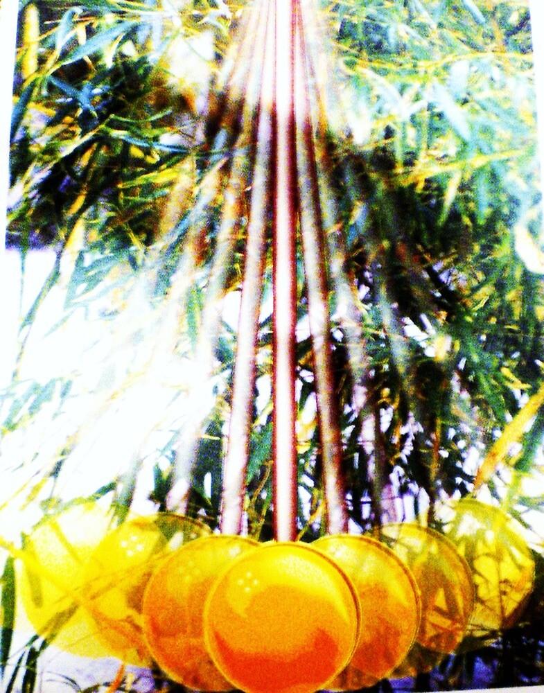 GREENHOUSE PENDULUM by Tammera