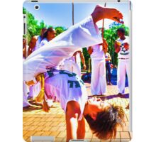 Capoeira Boy iPad Case/Skin
