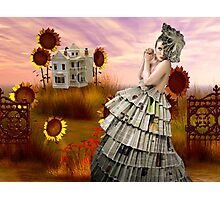 PAPERDOLL WORLD Photographic Print