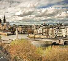 Springtime in Paris by texianlive