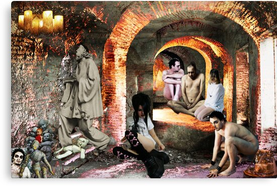 HALL OF MISFITS by Tammera