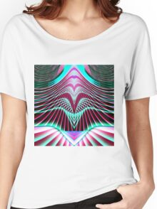 Ascension Into Heaven Fractal Women's Relaxed Fit T-Shirt