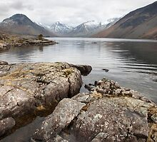 Wastwater Winter by SteveMG