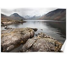 Wastwater Winter Poster