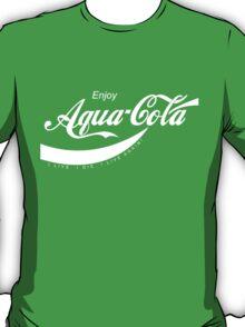 Enjoy Aqua-Cola - Courtesy of Citadel T-Shirt