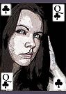 QUEEN OF CLUBS by Tammera