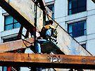 STEEL MAN-GOLIAS by Tammera