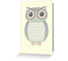 Only One Owl Greeting Card