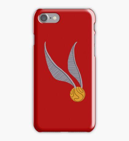 Quidditch Seeker iPhone Case/Skin