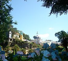Portmeirion 3 by Hannah Edwards