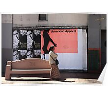 mexican-american apparel Poster