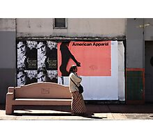 mexican-american apparel Photographic Print