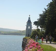Portmeirion 5 by Hannah Edwards