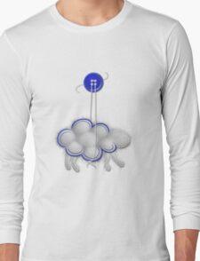 Button Sheep - Dream Long Sleeve T-Shirt