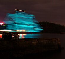 Ghost Ship by Spincat