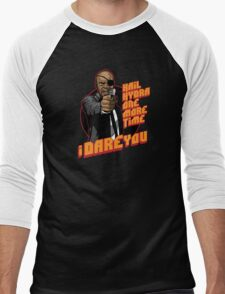 Vengeance and Fury Men's Baseball ¾ T-Shirt