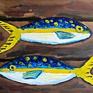 Yellowtail Snapper by Sonny  Williams
