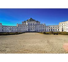 Stupinigi,hunting lodge Photographic Print
