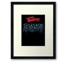 The Warriors Framed Print