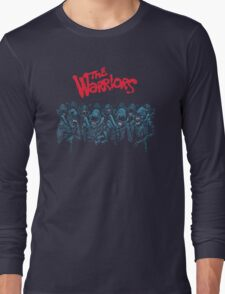 The Warriors Long Sleeve T-Shirt
