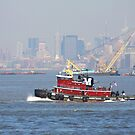 Little Red Tugboat by CMCetra
