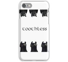 Toothless - How to train your dragon iPhone Case/Skin