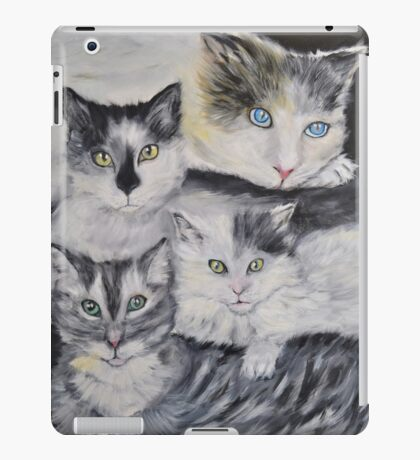 Eyes Speak iPad Case/Skin