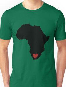 I love SA (big) Unisex T-Shirt