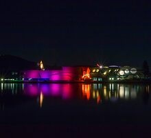 National  Museum of Australia  Canberra  2015 by Kym Bradley
