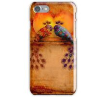 Love Birds iPhone Case/Skin