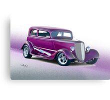 1933 Ford Victoria Sedan Metal Print